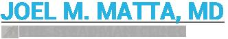 Joel Matta, MD Logo